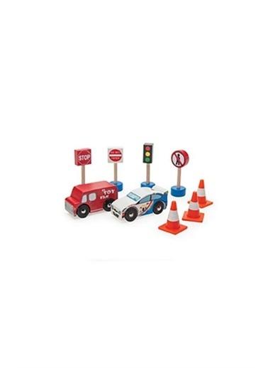 Le Toy Van Le Toy Van Trafik Seti Beyaz